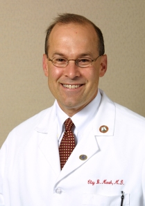 Clary Marsh, MD. named to top research post at OSU Medical Center